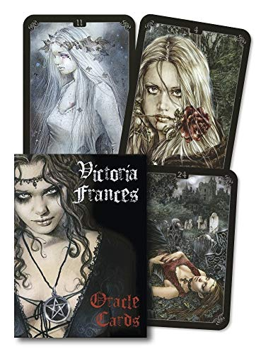 9780738747606: Victoria Frances Gothic Oracle