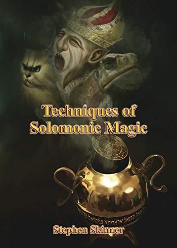 9780738748061: Techniques of Solomonic Magic