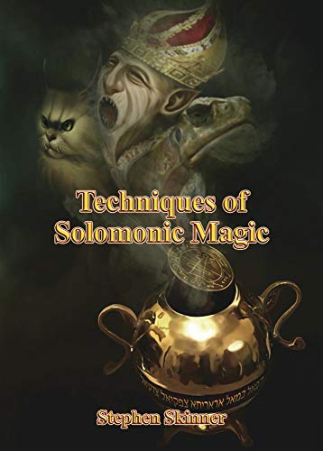9780738748061: Techniques of Solomonic Magic