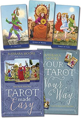 9780738748207: Tarot Made Easy: Your Tarot Your Way