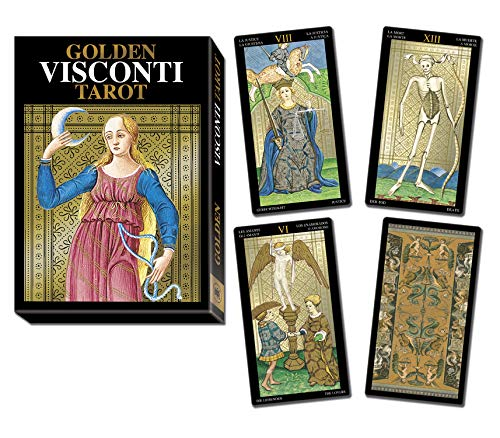 9780738749839: Golden Visconti Grand Trumps