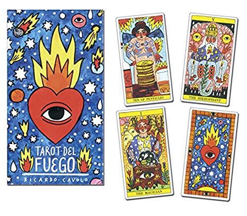 9780738749945: Tarot del Fuego