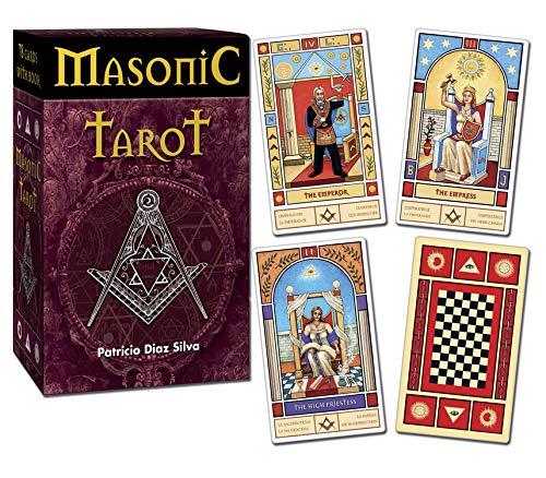 9780738750002: Masonic Tarot
