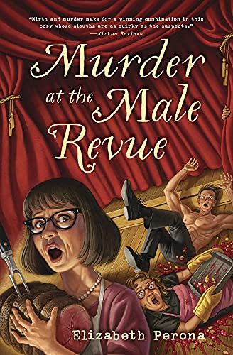 Murder at the Male Revue (Paperback)