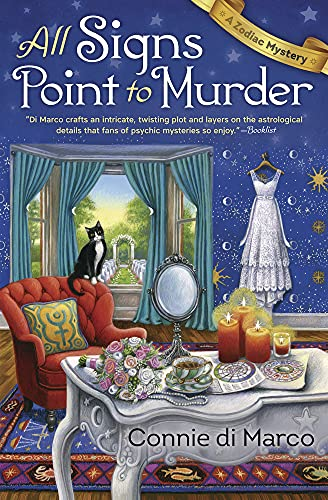 9780738751078: All Signs Point to Murder (A Zodiac Mystery)