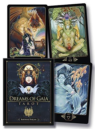 Dreams of Gaia Tarot: A Tarot for a New Era: Ravynne Phelan
