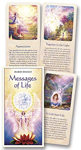 Messages of Life Cards: Revised Edition (Cards): Mario Duguay