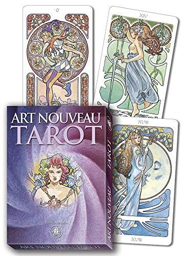 Tarot Art Nouveau Grand Trumps: Antonella Castelli