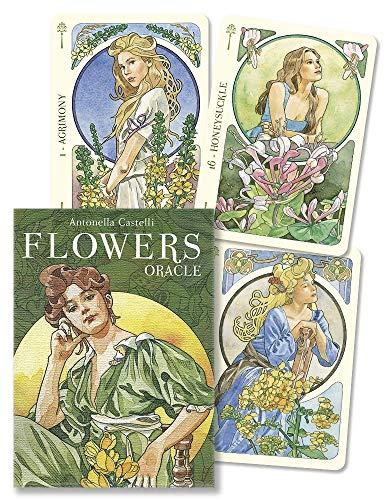 Flower Oracle: Antonella Castelli