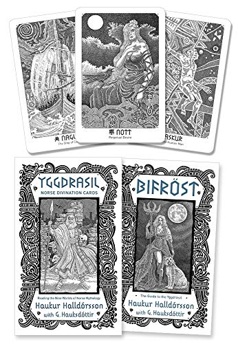 9780738759463: Yggdrasil: Norse Divination Cards