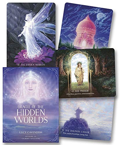 9780738764122: Oracle of the Hidden Worlds