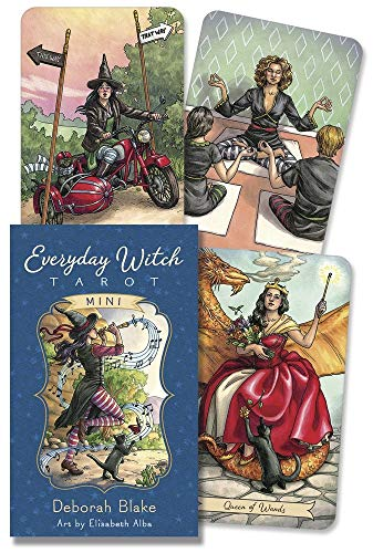 9780738765617: Everyday Witch Tarot Mini