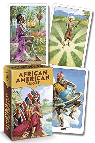 African American Tarot Mini: R, Jamal, Davis,