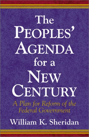 A People's Agenda for a New Century: Sheridan, William