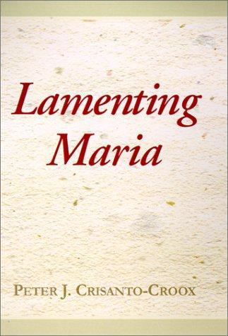 9780738809908: Lamenting Maria