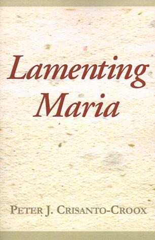 9780738809915: Lamenting Maria