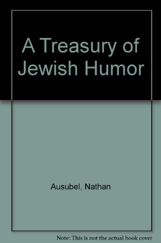 9780738810317: A Treasury of Jewish Humor