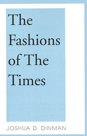 9780738821252: The Fashions of the Times