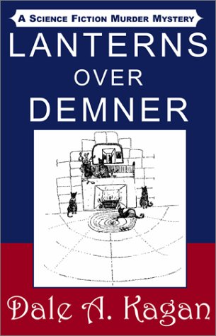 9780738841717: Lanterns over Demner: A Science Fiction Murder Mystery