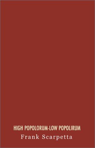 9780738841878: High Popolorum-Low Popolirum