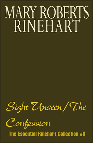 9780738848471: Sight Unseen/the Confession