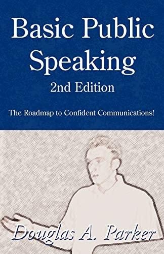 9780738856193: Basic Public Speaking, 2nd Edition