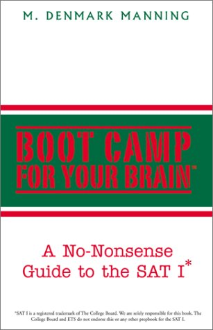 9780738861722: Boot Camp for Your Brain: A No-Nonsense Guide to the SAT I