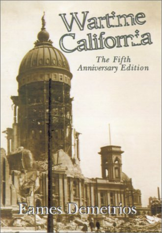 9780738863368: Wartime California: Screenplay for the Film : Based on the Book Feudal California Boyhood by Cyrus Hawkes