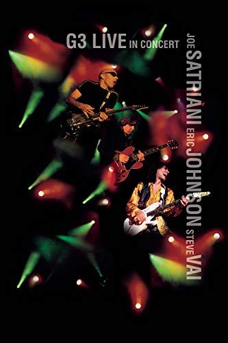9780738900377: G3 Live in Concert [Reino Unido] [DVD]