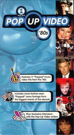 9780738920320: Pop Up Video 80's [VHS]