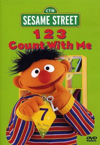 9780738920764: Sesame Street: 123 Count With Me
