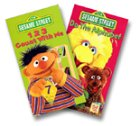 9780738921464: Sesame Street - Do the Alphabet & 1 2 3 Count With Me (2 in 1 Video) [VHS]