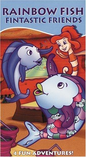 9780738921617: Rainbow Fish - Fintastic Friends [VHS]