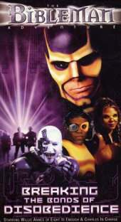 9780738922508: Bibleman Adventure: Breaking the Bonds of Disobedience
