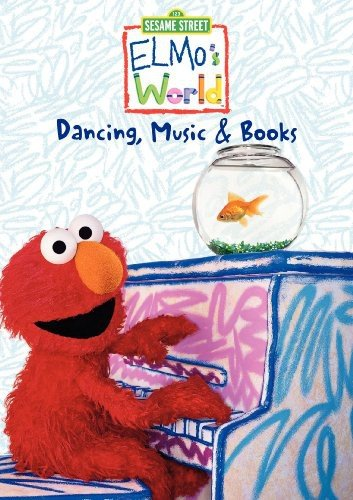 9780738922980: Elmo's World - Dancing, Music, and Books