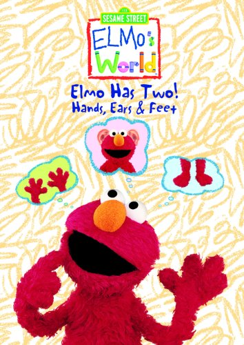 9780738925400: Elmo Has Two [Reino Unido] [DVD]