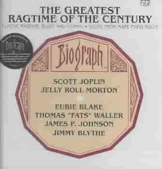 9780738925660: Greatest Ragtime of the Century Class