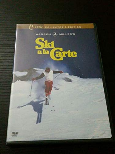 9780738929781: Warren Miller's Ski A La Carte (DVD) Classic Collector's Edition