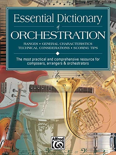 9780739000212: Essential Dictionary Of Orchestration (Pocket Guide)
