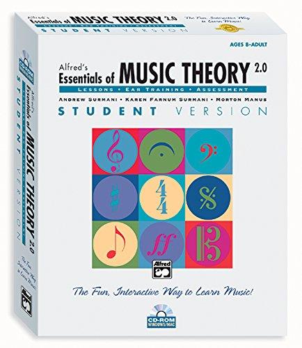 Essentials of Music Theory Software, Version 2.0: Surmani; Andrew; Surmani; Karen Farnum; Manus; ...
