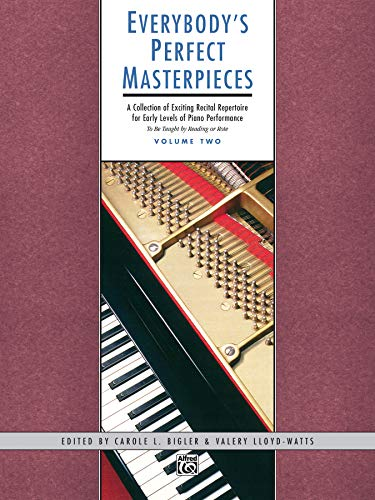 9780739000656: Everybody's Perfect Masterpieces, Vol. 2