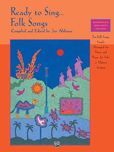 9780739002254: Ready to Sing...Folk Songs