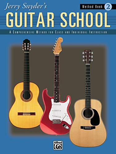 9780739002599: Jerry Snyder's Guitar School, Method Book 2