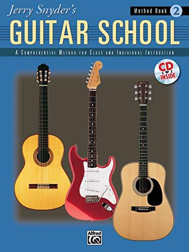 9780739002605: Jerry Snyder's Guitar School, Method Book 2