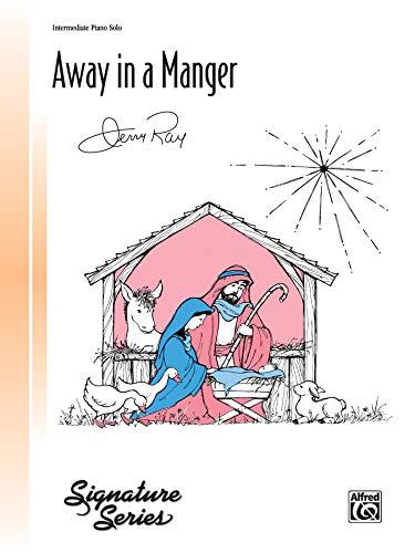 9780739003404: Away in a Manger: Sheet