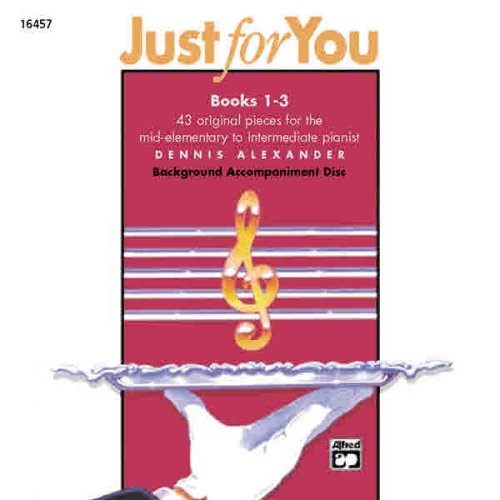 9780739003473: 3-Jan: Just for You, Vol 1-3 (CD)