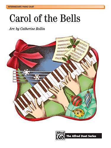 9780739003718: Carol of the Bells: Intermediate Piano Duet