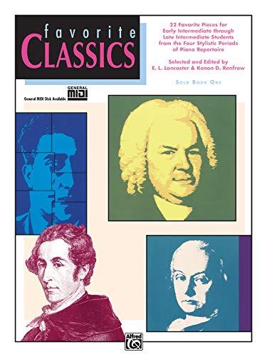 Favorite Classics: Renfrow, Kenon D.
