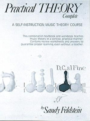 9780739004180: Practical Theory Complete: A Self-Instruction Music Theory Course