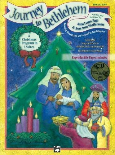 Journey to Bethlehem: Director's Score, Score & CD: Alfred Music